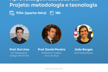 webinar aprendizagem baseada em projeto